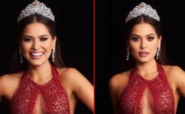 2021 Kainat Güzeli Meksikalı Andrea Meza oldu