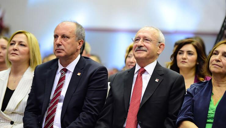 İnce'den Kılıçdaroğlu'na yanıt: Kanıtınız varsa ortaya koyun