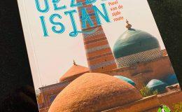 Özbekistan'ı Hollanda'ca Anlatan Kitap YayımIandı.