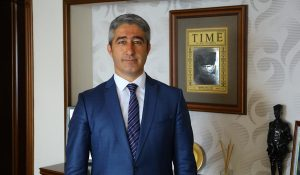 Marmaris Belediye Baskani Mehmet Oktay