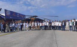 YTB'nin Desteğiyle Yurt Dışından Gençler Teknofest'te Yerini Aldı