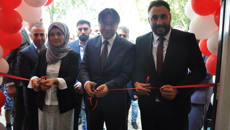 Almelo Türk Kültür Merkezi kapılarını açtı